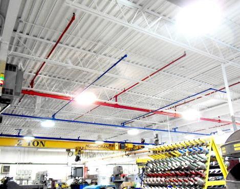 Metal Deck Ceilings