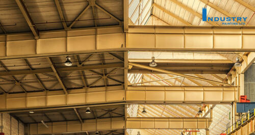 warehouse ceiling